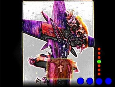 Ahasiw - CyberPowWow Cross